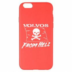 Чохол для iPhone 6 Plus/6S Plus Volvos From Hell