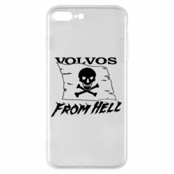 Чохол для iPhone 8 Plus Volvos From Hell