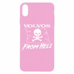 Чохол для iPhone X/Xs Volvos From Hell