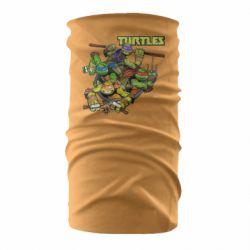 Бандана-труба Восьмібітних черепашки ніндзя