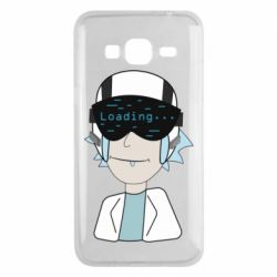 Чехол для Samsung J3 2016 vr rick
