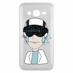 Чехол для Samsung J5 2015 vr rick