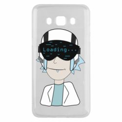 Чехол для Samsung J5 2016 vr rick