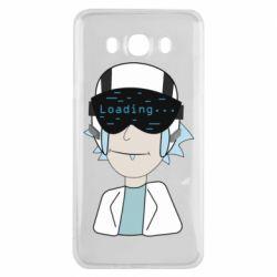 Чехол для Samsung J7 2016 vr rick