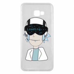 Чехол для Samsung J4 Plus 2018 vr rick