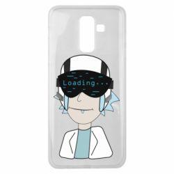 Чехол для Samsung J8 2018 vr rick