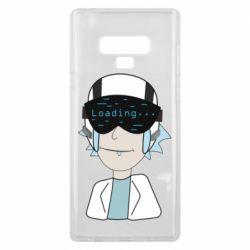 Чехол для Samsung Note 9 vr rick