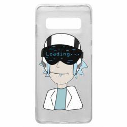 Чехол для Samsung S10+ vr rick