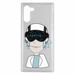 Чехол для Samsung Note 10 vr rick