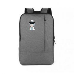 Рюкзак для ноутбука vr rick