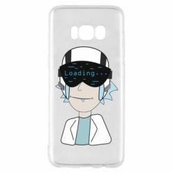 Чехол для Samsung S8 vr rick