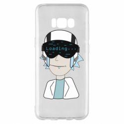 Чехол для Samsung S8+ vr rick