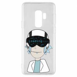 Чехол для Samsung S9+ vr rick