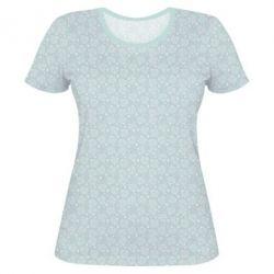 Жіноча 3D футболка Вrilliant - FatLine