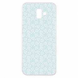 Чохол для Samsung J6 Plus 2018 Вrilliant - FatLine