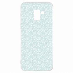 Чохол для Samsung A8+ 2018 Вrilliant - FatLine