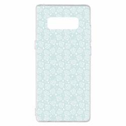 Чохол для Samsung Note 8 Вrilliant - FatLine