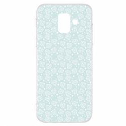 Чохол для Samsung A6 2018 Вrilliant - FatLine