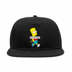 Снепбек Всі шляхом Барт симпсон