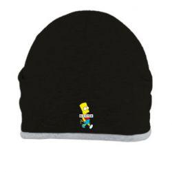 Шапка Всі шляхом Барт симпсон