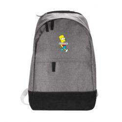 Рюкзак міський Всі шляхом Барт симпсон