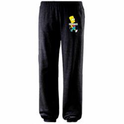 Штани Всі шляхом Барт симпсон