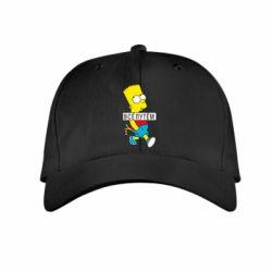Дитяча кепка Всі шляхом Барт симпсон