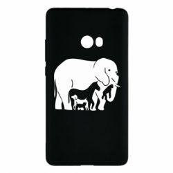 Чехол для Xiaomi Mi Note 2 все в одном