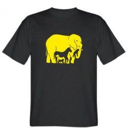 Мужская футболка все в одному - FatLine