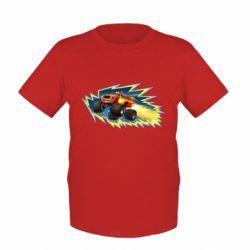 Детская футболка Вспыш 2