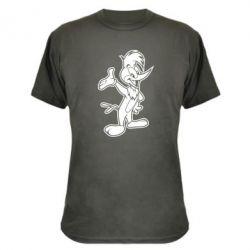 Камуфляжная футболка Вуди Вудпекер - FatLine