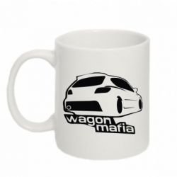 Купить Кружка 320ml Wagon Mafia Logo, FatLine