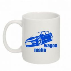 Кружка 320ml Wagon Mafia