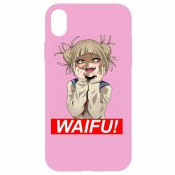 Чохол для iPhone XR Waifu Himiko Toga