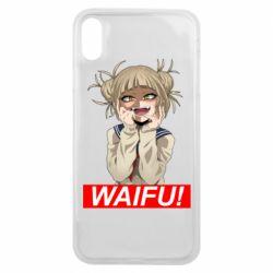 Чохол для iPhone Xs Max Waifu Himiko Toga