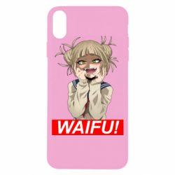 Чохол для iPhone X/Xs Waifu Himiko Toga