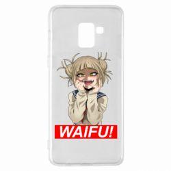 Чохол для Samsung A8+ 2018 Waifu Himiko Toga