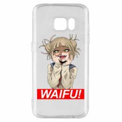 Чохол для Samsung S7 Waifu Himiko Toga