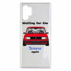 Чехол для Samsung Note 10 Plus Waiting for the  show  again
