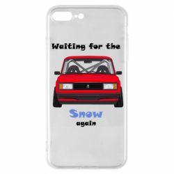 Чехол для iPhone 7 Plus Waiting for the  show  again