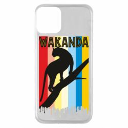 Чохол для iPhone 11 Wakanda black panther