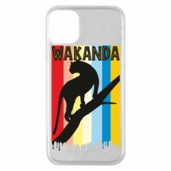 Чохол для iPhone 11 Pro Wakanda black panther