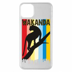 Чохол для iPhone 11 Pro Max Wakanda black panther