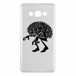 Чехол для Samsung A7 2015 Walking Brains