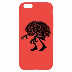 Чехол для iPhone 6/6S Walking Brains