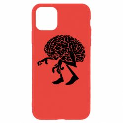 Чехол для iPhone 11 Walking Brains