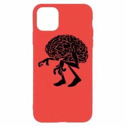 Чехол для iPhone 11 Pro Walking Brains