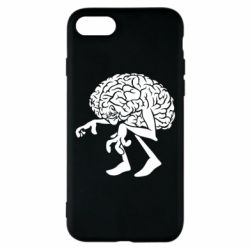 Чехол для iPhone 8 Walking Brains