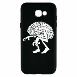 Чехол для Samsung A7 2017 Walking Brains