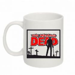 Кружка 320ml Walking dead logo - FatLine